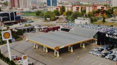 Akgüç Petrol İstasyonu